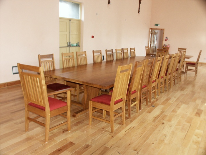 irish traditional tables and chairs tuam galway